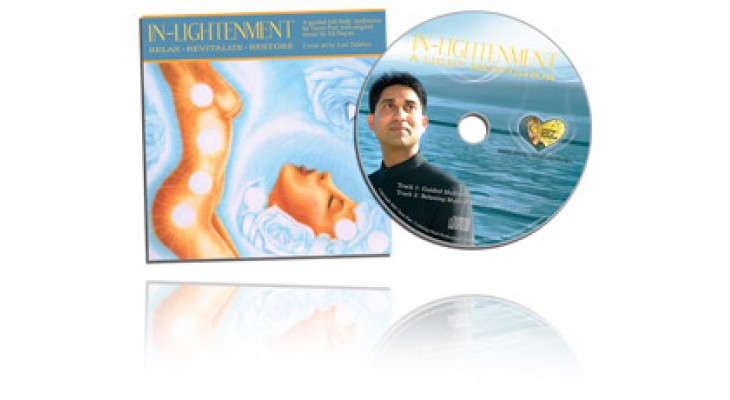 In-lightenment CD – Guided Whole Body Relaxation